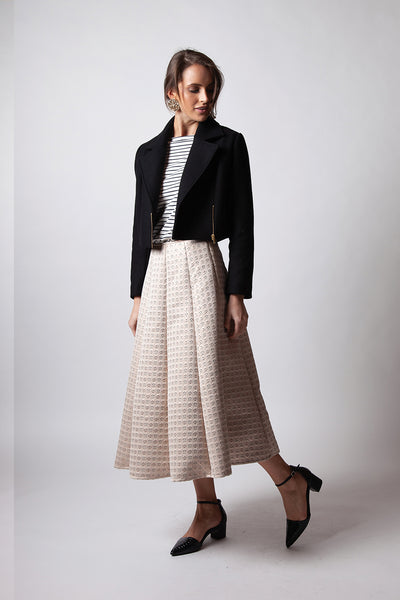Hyacinth Skirt - Blush