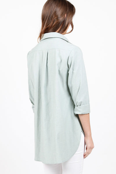 Damascus Shirt - Green