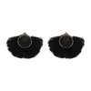 Prue Earrings - Black