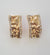 Sandy Earrings - Gold