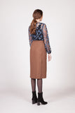Hansel Skirt - Brown