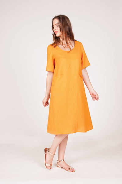 Marigold Dress