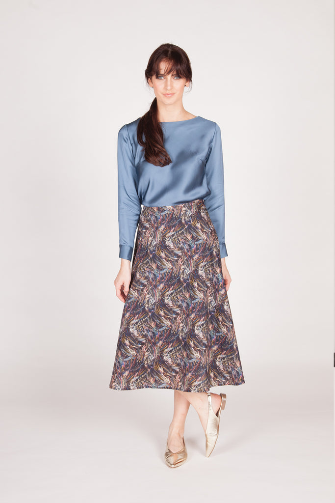Gisele Skirt - Painterly