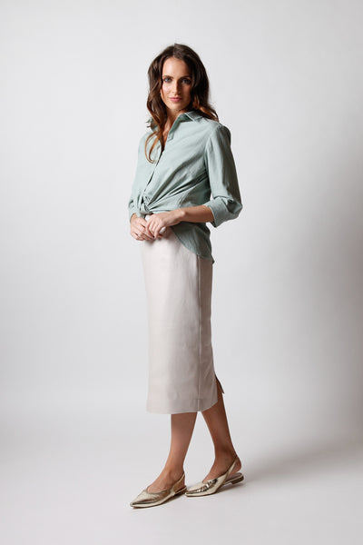 Thistle Skirt - Cream