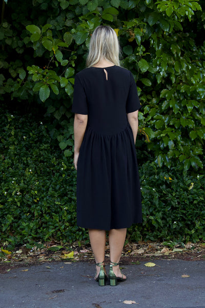 Lotte Dress - Black