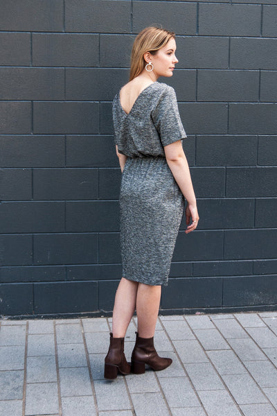 Alice Dress - Grey