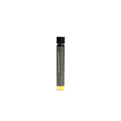 Sleep aromatherapy oil (0.03 fl oz/1 ml). Organic jojoba exquisitely scented with sweet marjoram, chamomile, lavender and sandalwood essential oils.