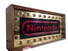 1985 Original Nintendo Store Display Blinking Lights Sign