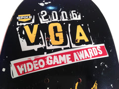 2006 SPIKE TV Video Game Award Skateboard Top Only