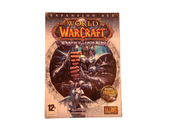 World of Warcraft Wrath Of The Lich King Set - EU Packaging