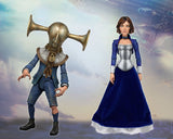 Bioshock Infinite - Elizabeth & Boys of Silence Action Figures