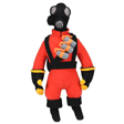 Team Fortress - Pyro Plush