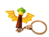 DOTA Combo Point Sight Ward Key Chain - Pink or Green