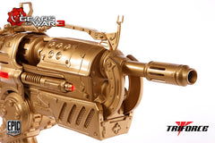 Gears of War 3 - Locust Hammerburst II Full Scale Replica Gold Edition