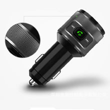 Load image into Gallery viewer, Wireless Car Bluetooth FM Transmitter