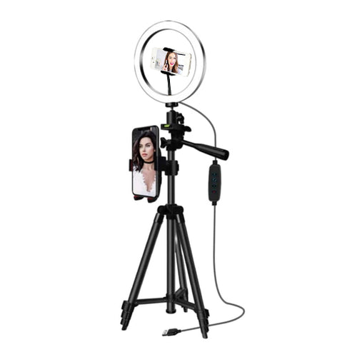 LED Selfie Live Streaming Ring Light