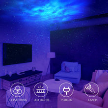 Load image into Gallery viewer, Galaxy Star Projector with Remote Control