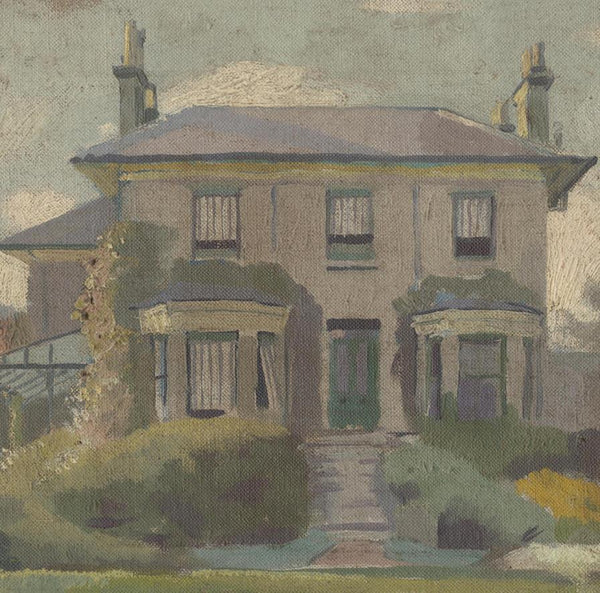 Regency House, By Evelyn Dunbar
