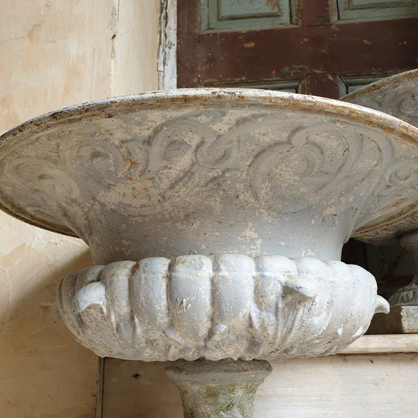Pair Of French Urns