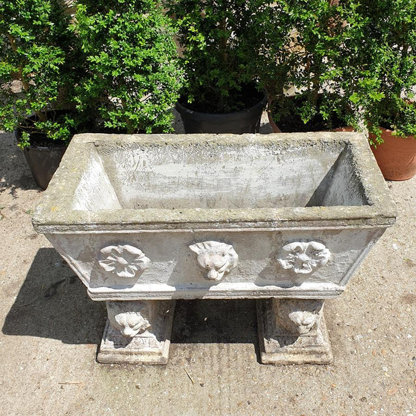 Lion Trough
