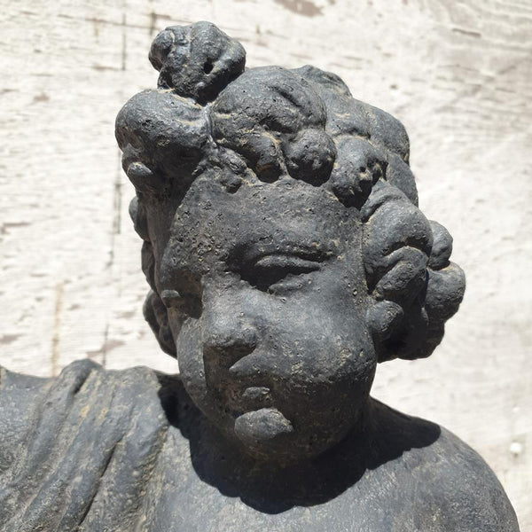 A Young Bacchus Figure