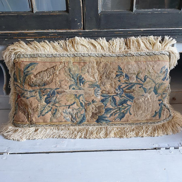 18th Century Needlework Cushion