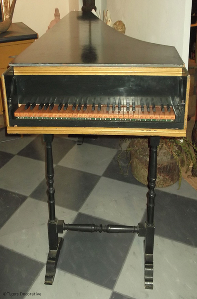 20th Century Harpsichord