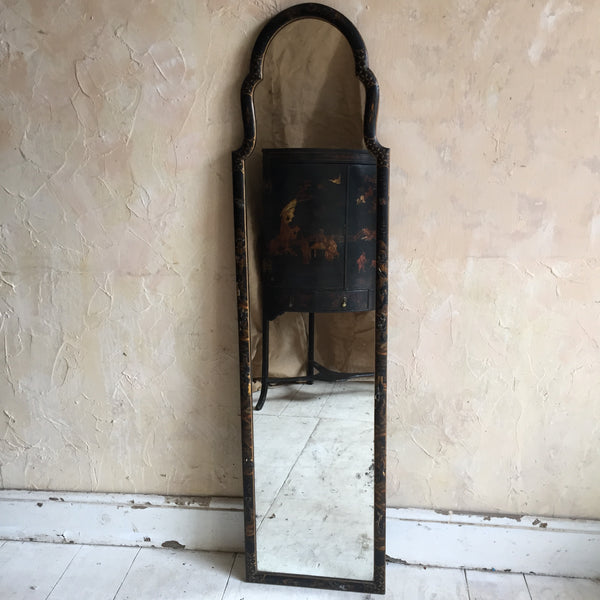 19th Century Chinoiserie Pier Mirror