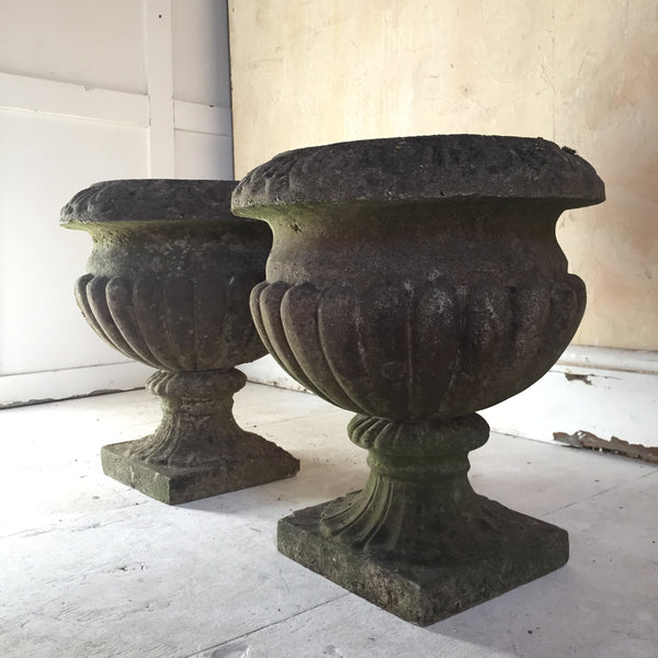 A Pair Of Urns