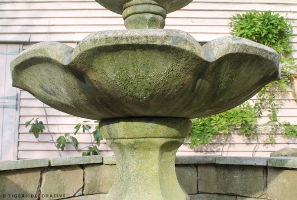 Two Tier Fountain
