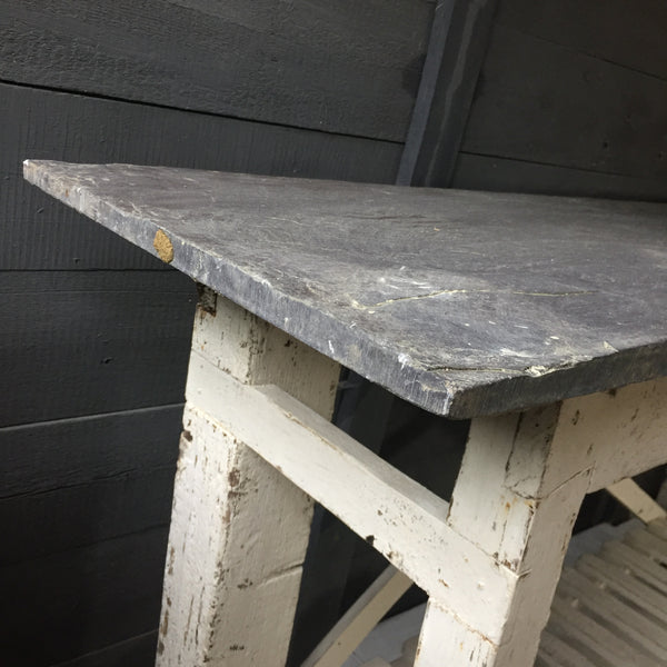 Painted Preparation Table