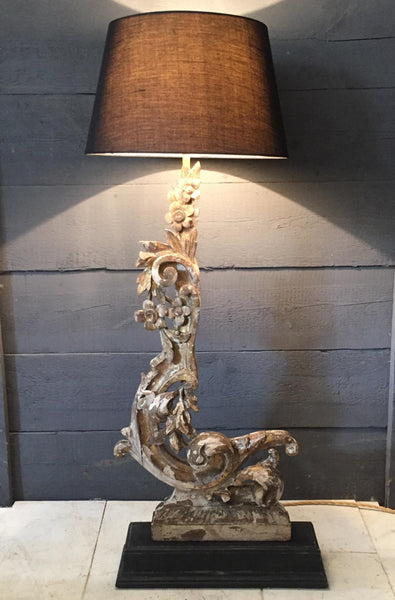 Architectural Fragment Lamp