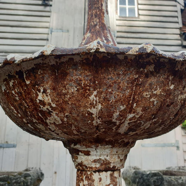 A Late 19th Century Fountain