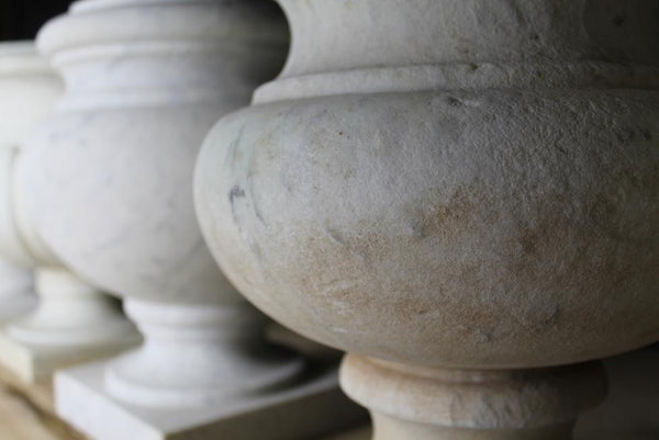 Collection Of Marble Urns