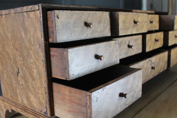 19th Century Specimen - Seed Chest