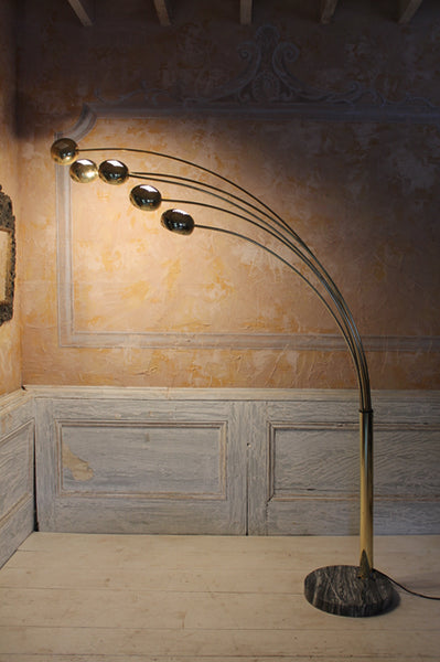 Swedish Standing Floor Lamp