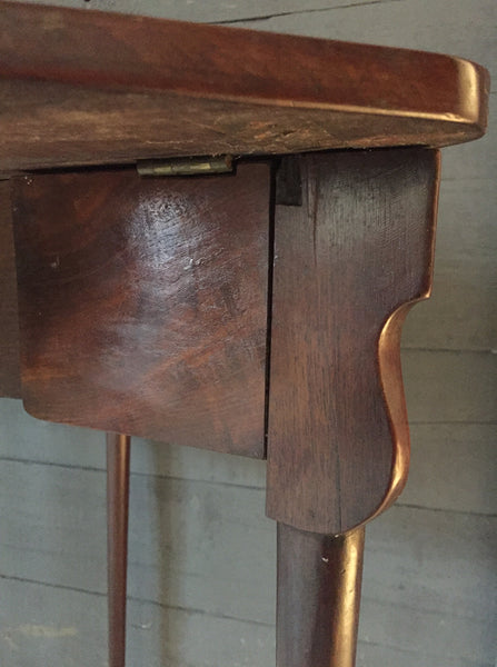 Copy of Mahogany Corner Table