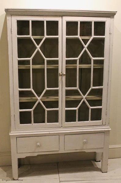 19th Century Glazed cabinet