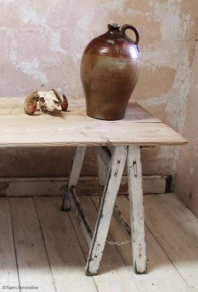 20th Century Trestle Table