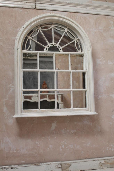 Regency Sash Window Mirror