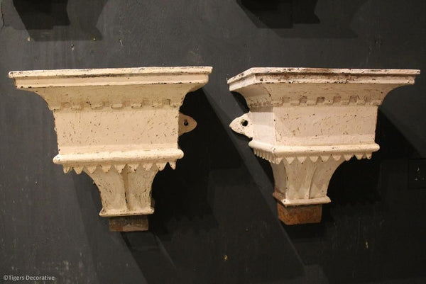 Pair Of 19th Century Hoppers