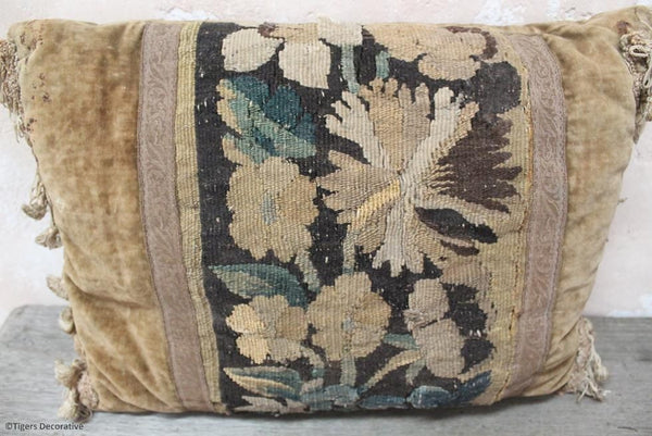 Set Of Four Period Cushions