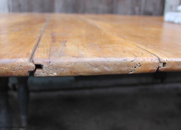 19th Century French Extending Dining Table