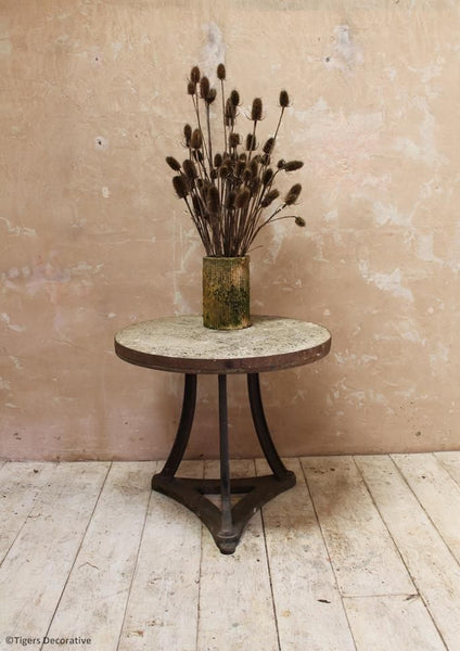Industrial Victorian Table