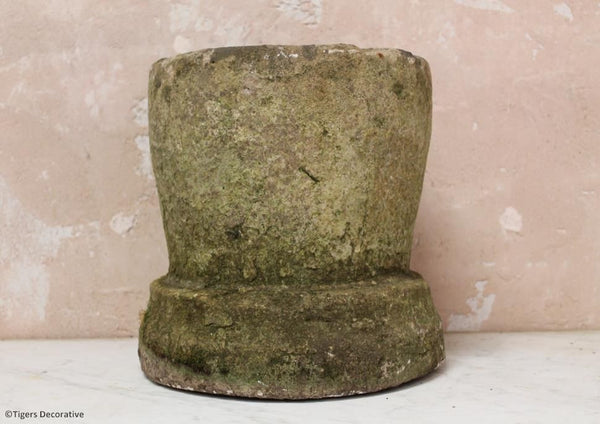 18th - 19th Century Stone Mortar