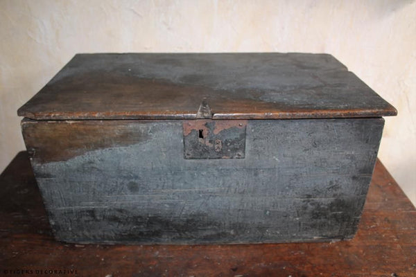 19th Century Painted Box