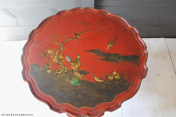 Chinoiserie Table