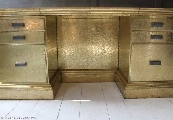 Dubarry Brass Partners Desk