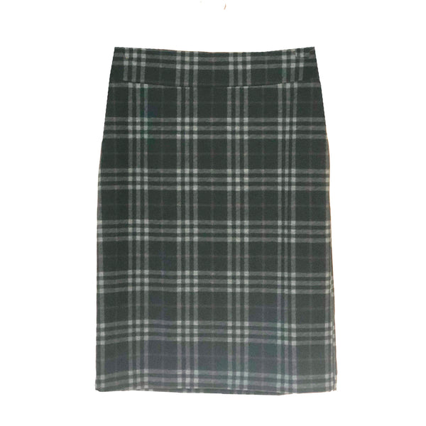 HELEN Black Plaid
