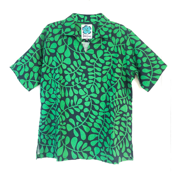 KENYON tunic Green Fern